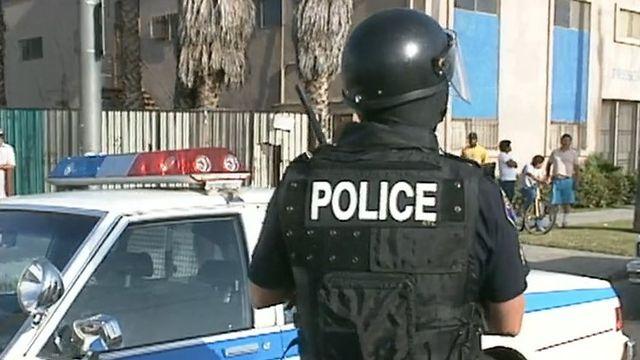 Emeutes raciales à LA. [RTS]