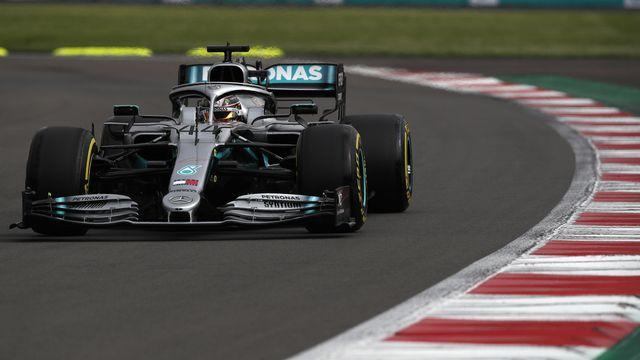 Lewis Hamilton et les autres pilotes commenceront leur saison le 5 juillet en Autriche. [Rebecca Blackwell - Keystone]