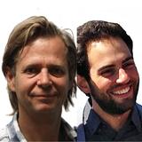 Stefan Schneider et Simon Augustin Callegari