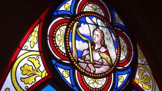 Culte de Pentecôte en Eurovision depuis l'Église luthérienne de l'Ascension (Paris) [RTS]