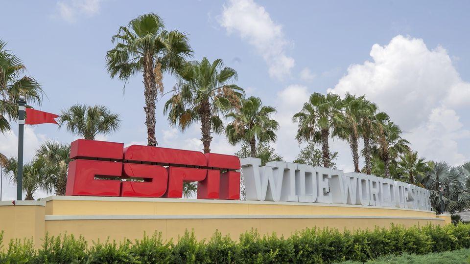 Le site ESPN Wide World of Sports Complex devrait accueillir la reprise de la NBA. [Erik S. Lesser - Keystone]