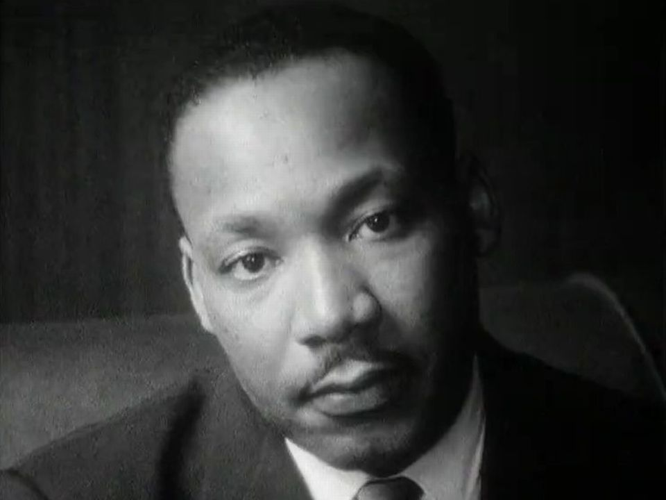 Martin Luther King [Reuters]
