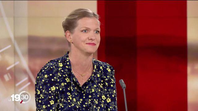 Delphine Gianora évoque le lourd désaveu pour le Lancet d'avoir dû retirer son étude controversée sur la chloroquine. [RTS]