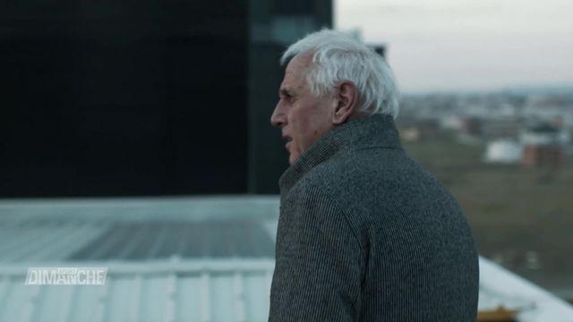 """Extrait de """"Fin de partie"""", documentaire sur Bernard Challandes [RTS]"""