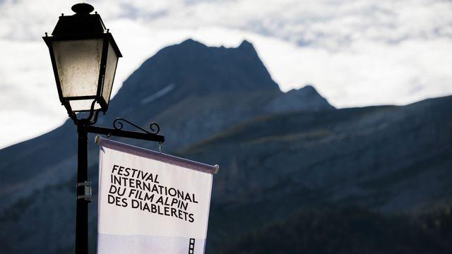 Le Festival international du film alpin des Diablerets. [Jean-Christophe Bott - Keystone]