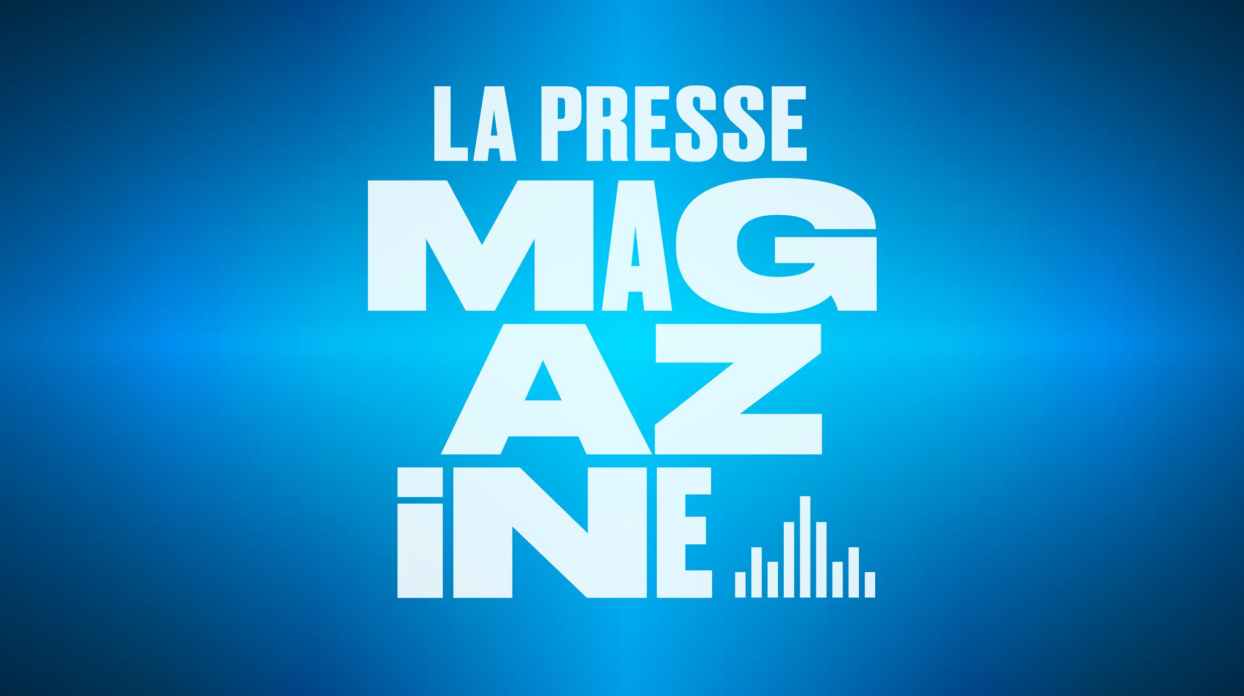 La presse magazine. [RTS]