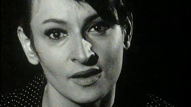 Barbara chante en 1965 [RTS]