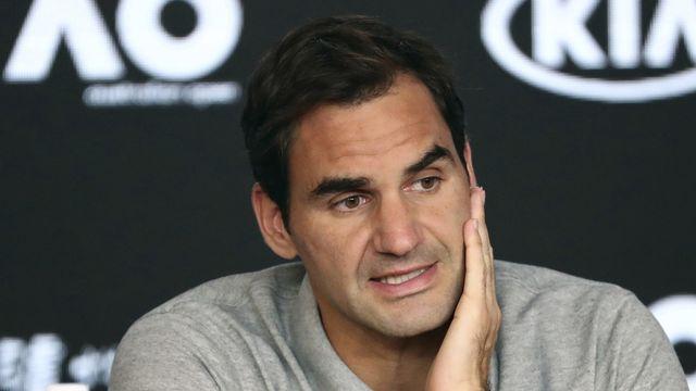 La saison est terminée pour Roger Federer. [AP Photo/Dita Alangkara - Keystone]