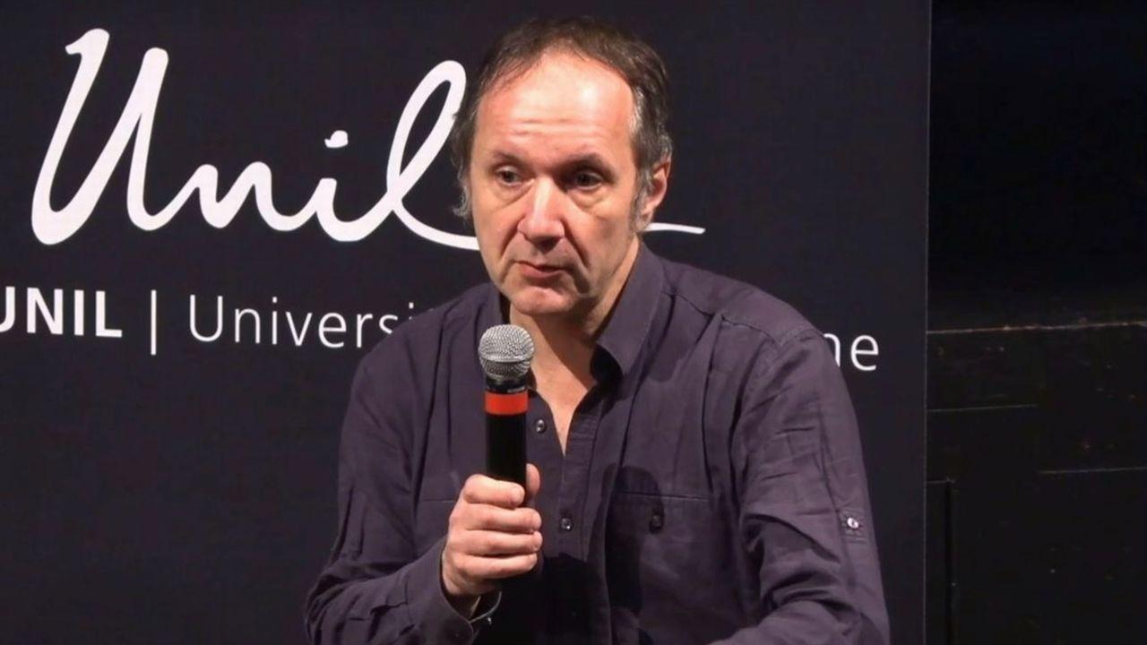 Nicolas Bancel, historien français, spécialiste de l'histoire coloniale et postcoloniale. [DR]