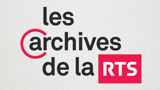 Les archives de la RTS - logo - metas