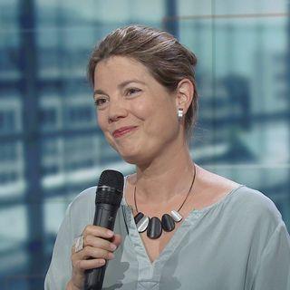 """Manon Schick: """"Au nom de la santé, on bafoue les libertés fondamentales"""" [RTS]"""