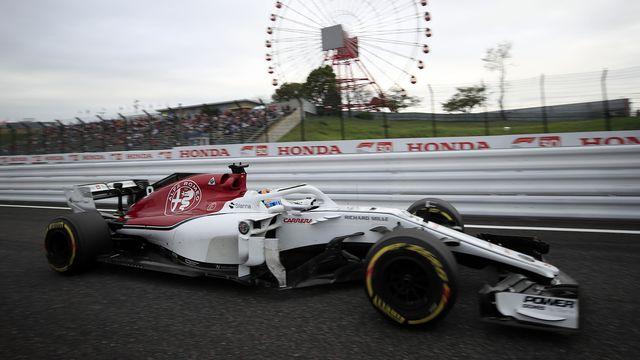 Pas de grande roue de Suzuka à observer cette année pour les pilotes de F1. [FRANCK ROBICHON - AFP]