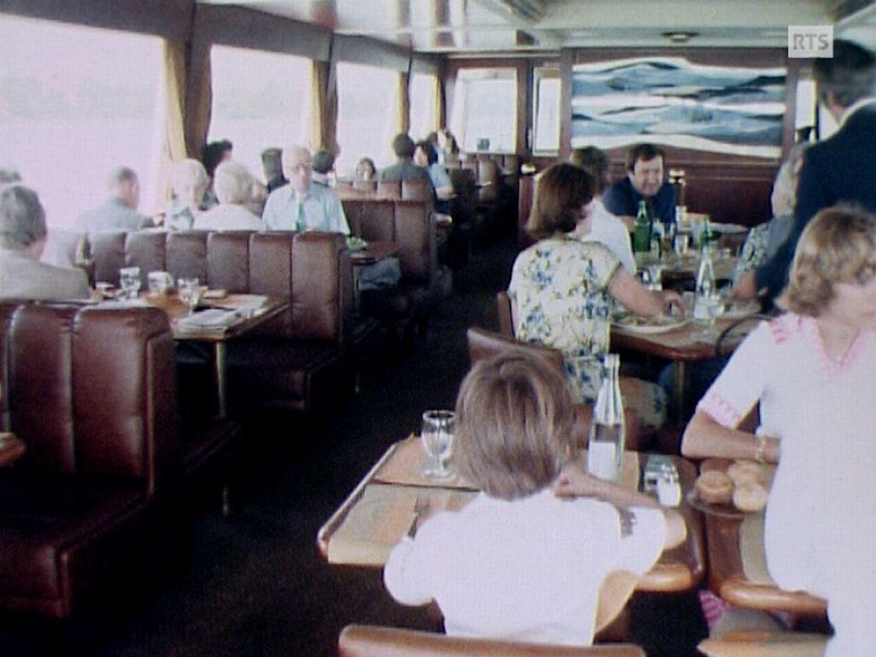 Gastronomes à bord [RTS]