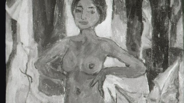 Jean Ducommun, artiste peintre [RTS]