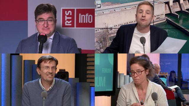 Le Grand débat - Barrage : stop ou encore ? [RTS]
