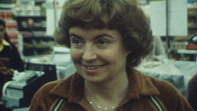 Française venant faire ses courses en Suisse en 1978 [RTS]