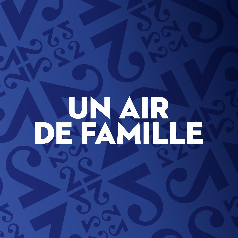 Logo Podcast Un air de famille [RTS]