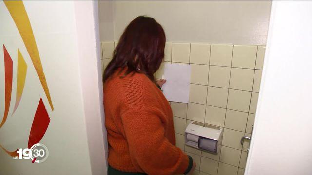 Les écoles de Tavannes (BE) distribueront des serviettes hygiéniques dès la rentrée [RTS]