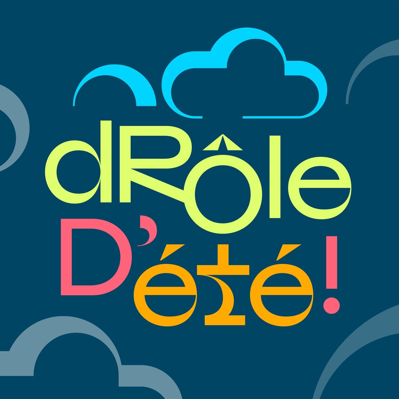 Logo Podcast Drôle d'été [RTS]