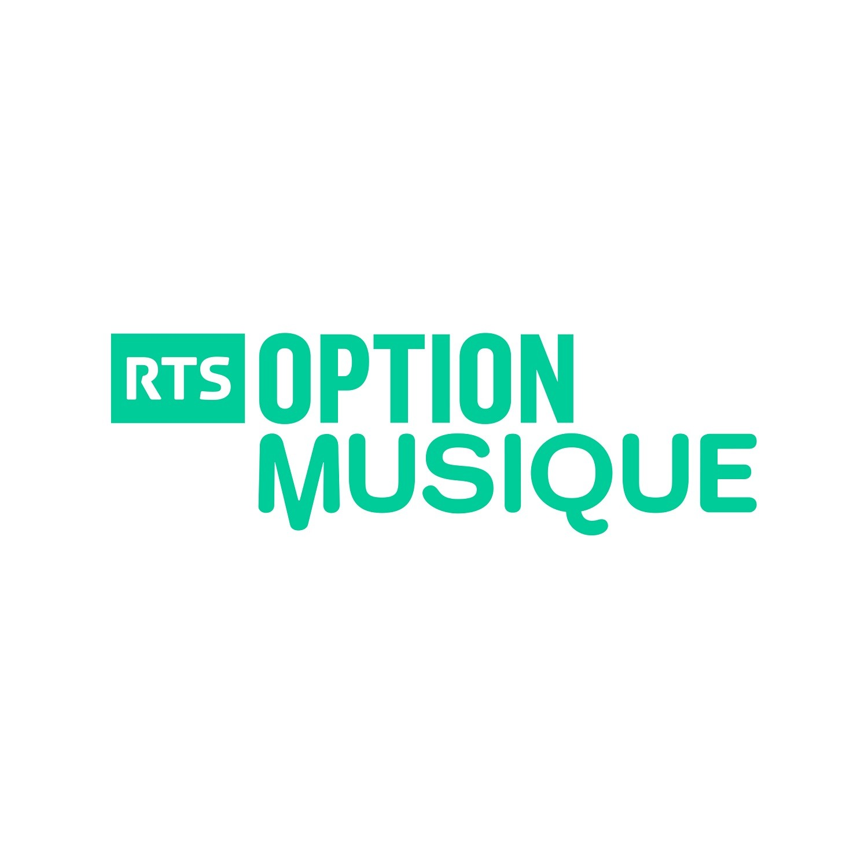 Logo Option Musique Podcast [RTS]