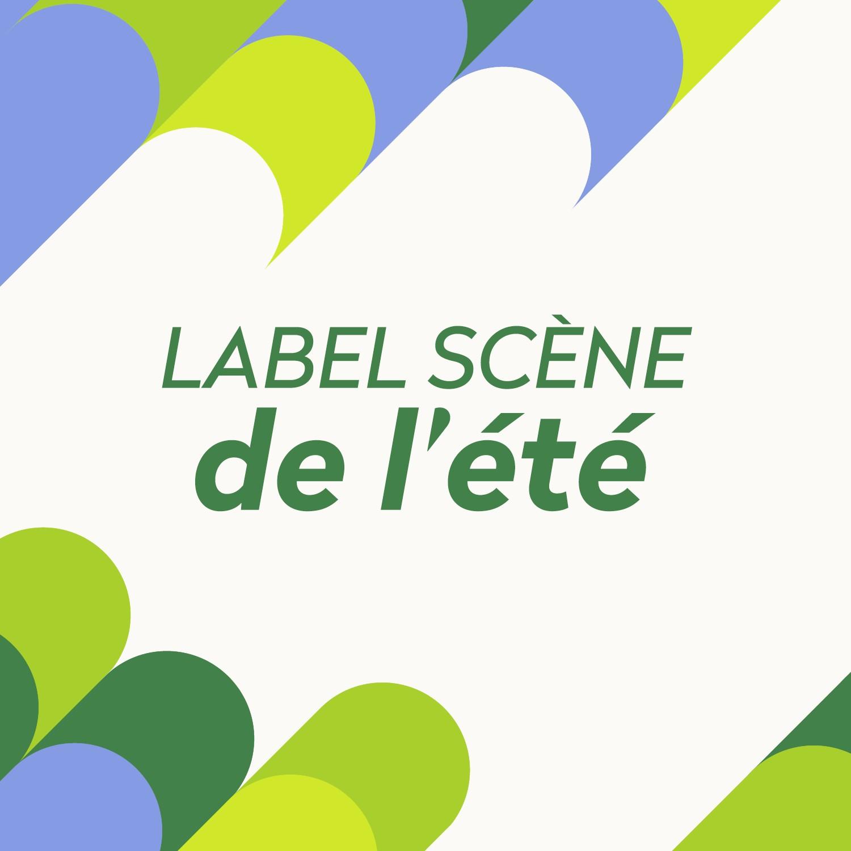 Logo Podcast Label Scène de l'été [RTS]