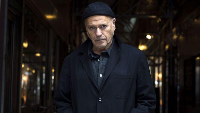 Enki Bilal, auteur de bandes dessinées et réalisateur français. [Hannah Assouline - Editions Stock]
