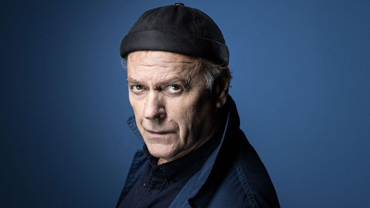 Enki Bilal, auteur de bandes dessinées et réalisateur français. [AFP]