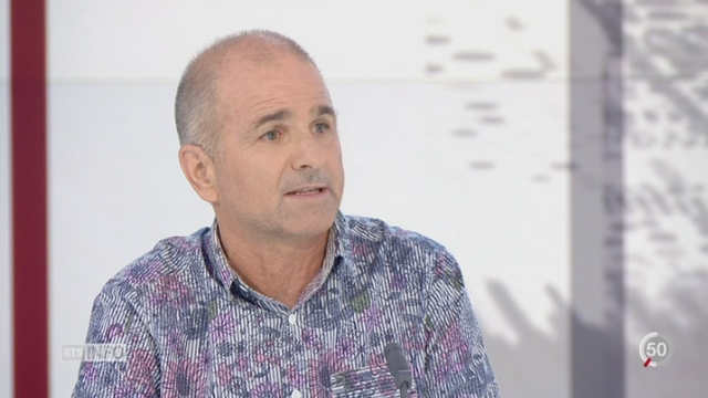 Lutte contre la malaria: interview de Blaise Genton [RTS]