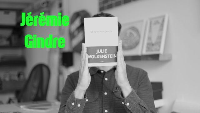 Que lisez-vous Jérémie Gindre? [RTS]
