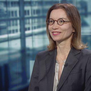 """Mathilde Lemoine: """"Les investisseurs considèrent que la pandémie peut être circonscrite"""" [RTS]"""