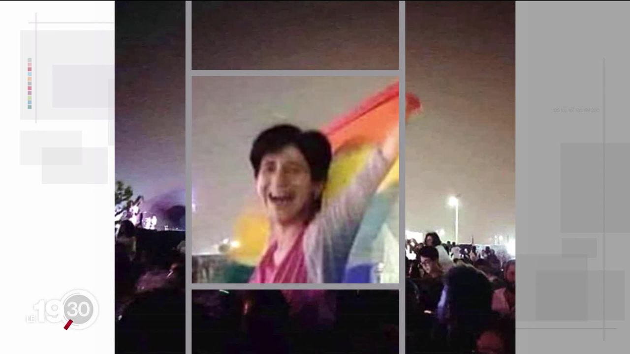 La chronique photo de Cédrine Vergain: le sourire de Sara Hegazy, martyre égyptienne du mouvement LGBT [RTS]