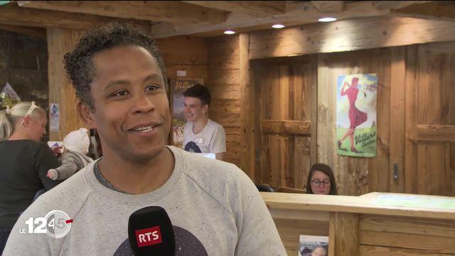 Sergei Aschwanden, le nouveau président de la Fédération suisse de judo, part à la reconquête de nouveaux membres [RTS]