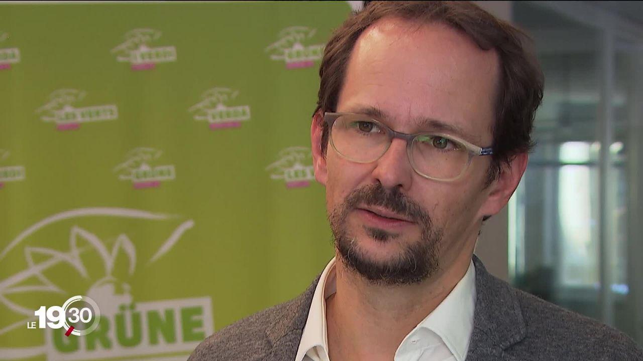 Les Verts Suisses ont un nouveau président, le zurichois Balthasar Glättli [RTS]