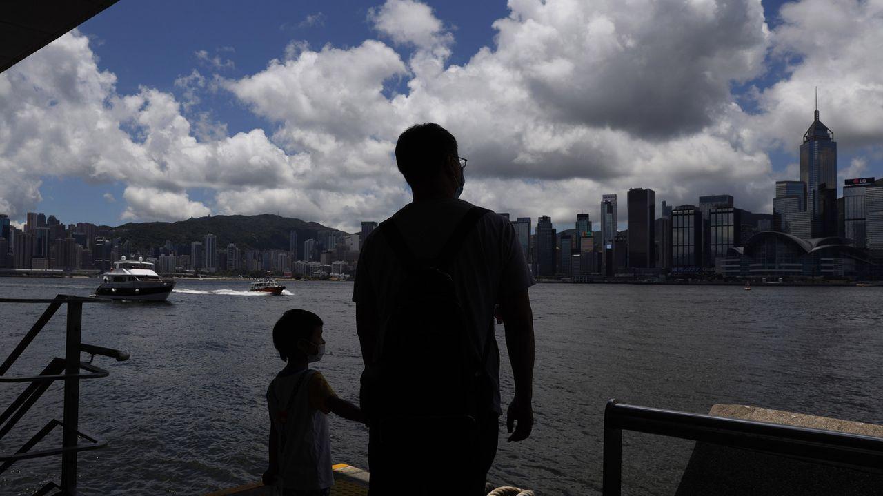 La Chine a dévoilé samedi les détails de son projet visant à reprendre le contrôle à Hong Kong [Kin Cheung - Keystone/AP]