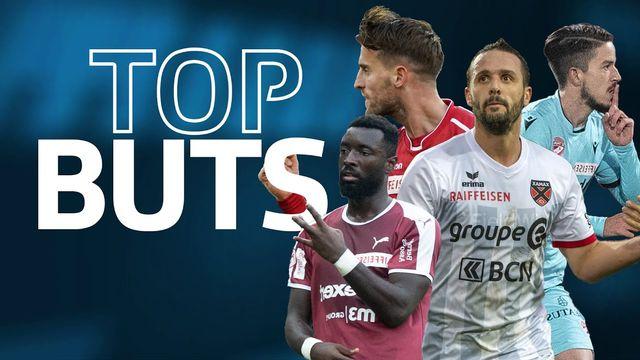 Top buts Super League