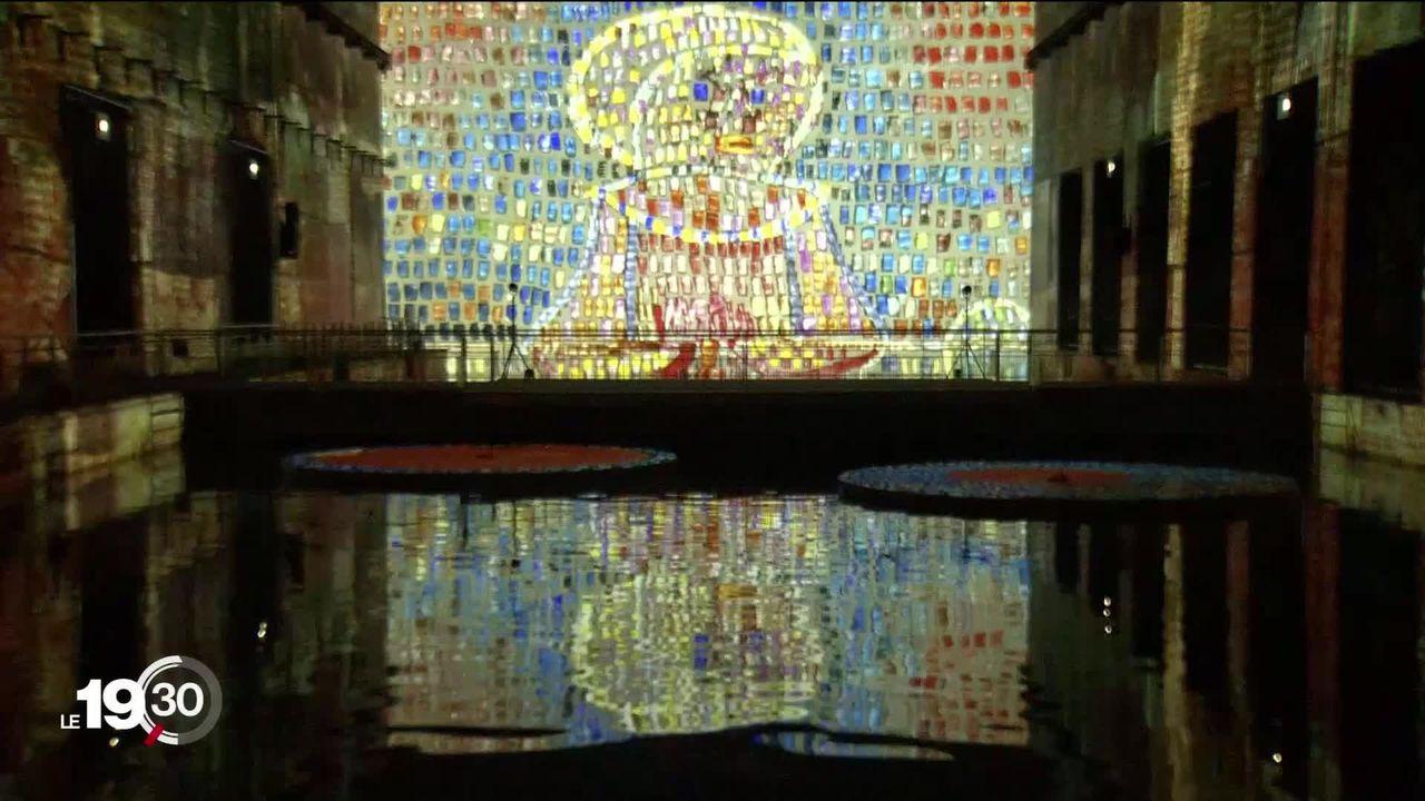 Une exposition propose une immersion dans l'univers de Paul Klee et Gustav Klimt. [RTS]