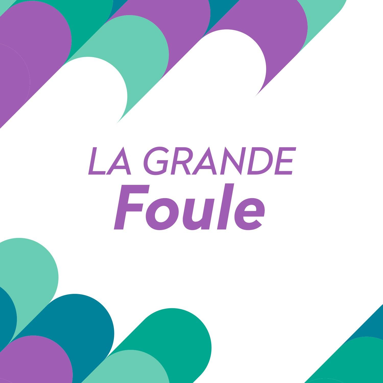 Logo Émission La Grande Foule [RTS]