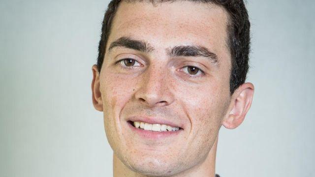 Marc Ummel, responsable de la politique de développement dans le secteur des matières premières à Swissaid. [Swissaid]