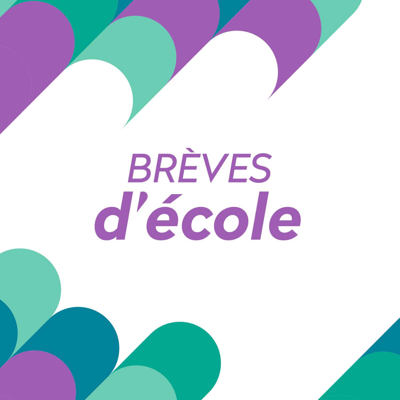 Logo Podcast Brèves d'école [RTS]
