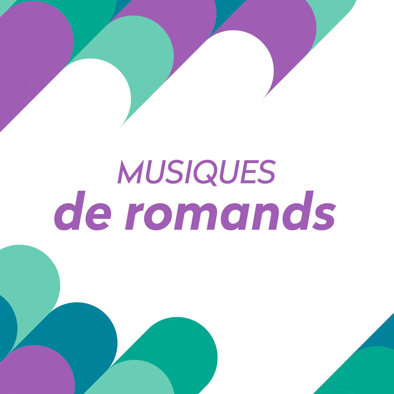 Logo Podcast Musiques de romands [RTS]