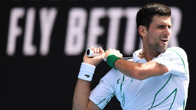 Novak Djokovic. [RTS]