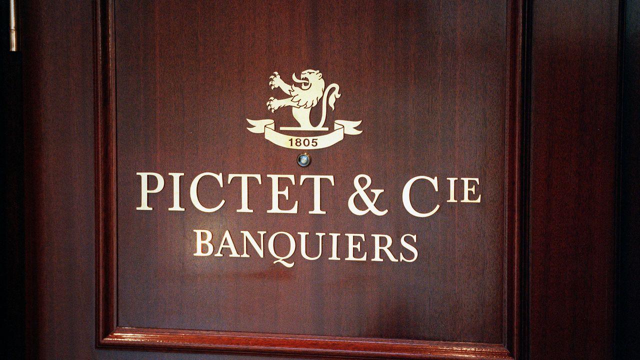 Pictet investit des centaines de millions pour un nouveau siège à Carouge. [Str - Keystone]