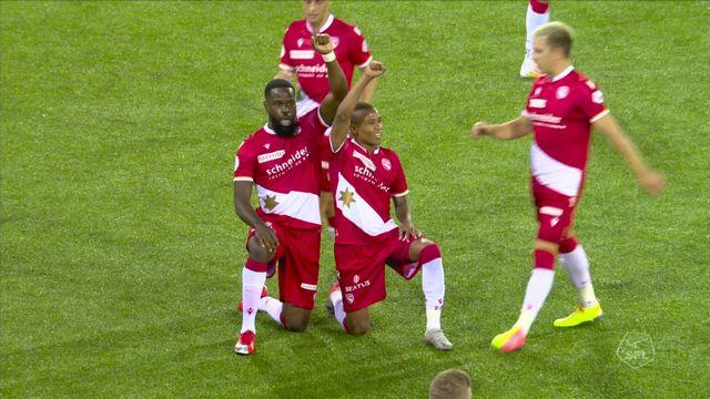25e journée, Thoune - Young Boys (1-0): YB piégé par la lanterne rouge [RTS]