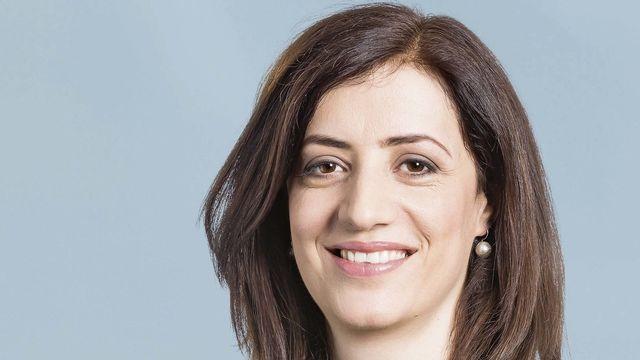 Ylfete Fanaj a été élue à la présidence du Parlement lucernois. [Merlin Photography LTD]