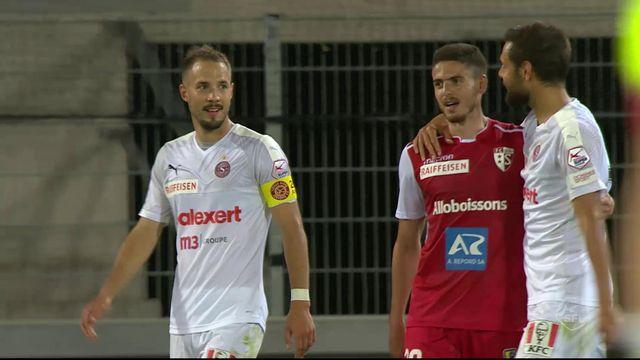 25e journée, Sion - Servette (1-1): pas de vainqueur dans le derby du Rhône