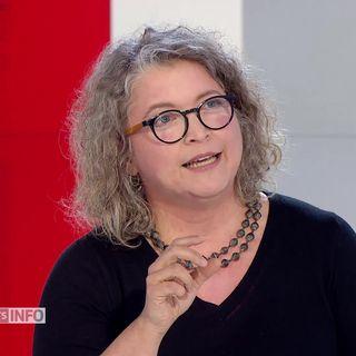 La médecin Samia Hurst est la voix qu'on écoute sur les questions d'éthique [RTS]