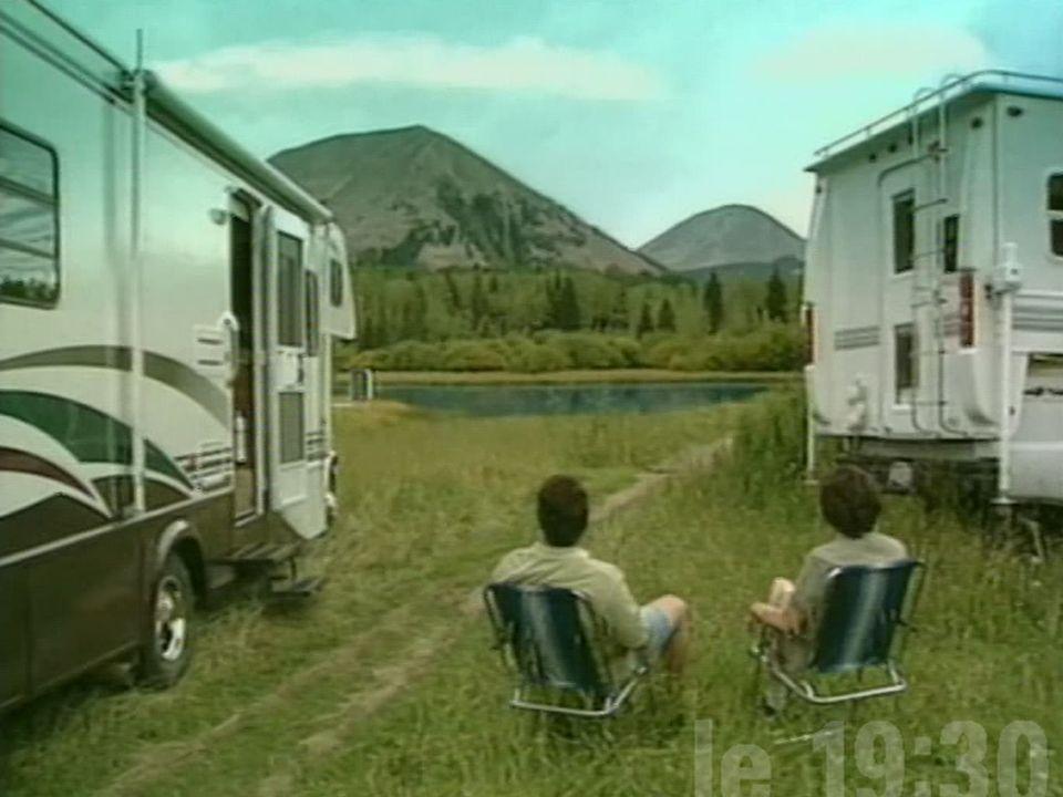 Le camping-car à l'américaine [RTS]