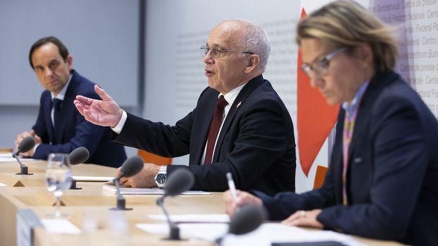 Économie : Le Conseil fédéral souhaite une place financière suisse plus verte •