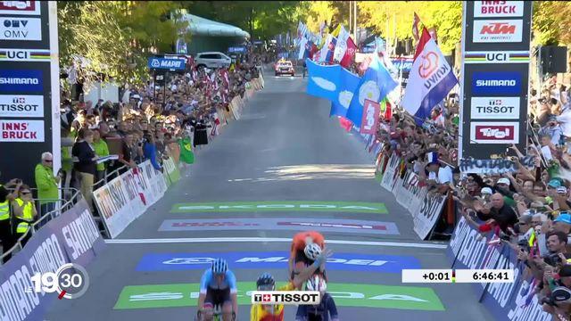 Les championnats du monde de cyclisme auront lieu en septembre en Suisse. [RTS]
