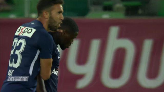 Super League: les insultes racistes de jeudi condamnées par Saint-Gall [RTS]